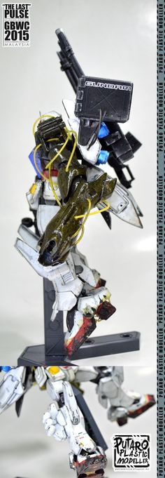 HGUC 1/144 RX-78-2 THE LAST PULSE by Putra Shining