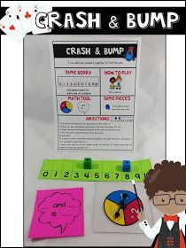 Math games to build number sense in the primary grades! Easy to set up and use for centers and guided math groups. Helps make math more fun for students! Math Classroom, Kindergarten Math, Classroom Activities, Teaching Math, Classroom Ideas, Stem Activities, Preschool Ideas, Teaching Resources, Teaching Ideas