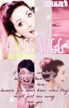 Alice Sugg (Bk 3) possible cover #25 by Twitter User @fangirlbambi