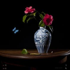 Floral Still Life Photography