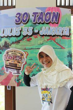 30 Taon LULUS 55 Jakarta, Alumni 55 Angkatan 1986, Bandung Sabtu (23/1/2016)