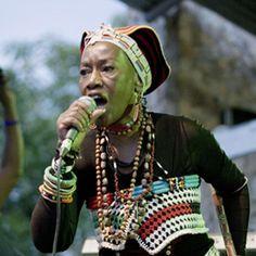 Busi Mhlongo, queen of modern Zulu music