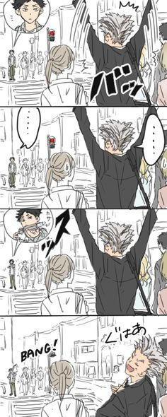 XD never though Akashi would play along with Bokuto. Thats so cute xD