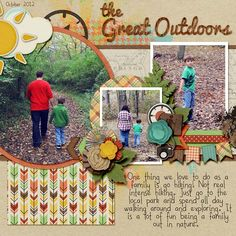 credits: Outdoor Adventures Collection Bundle by Meagan Creation