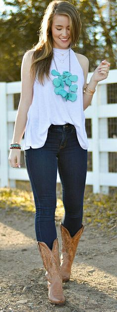 Country Casual/Concert Wear