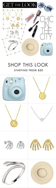 """""""Get the look: Summer Style"""" by mlgjewelry on Polyvore featuring Pinko, Fujifilm and Wish by Amanda Rose"""