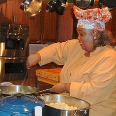 HEALTHY SOUL FOOD COOKING    Cooking classes at Cooking Station Atlanta.