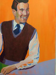 'Reggie' by Leah Fernandez at ExhibitionNest.com