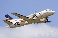 Photo of REX Saab 340 (VH-ZLX) ✈ FlightAware