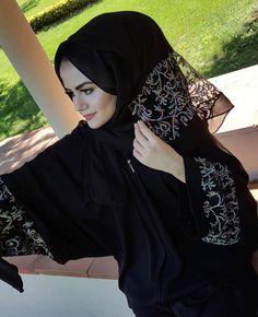 Repost with ・・・ En sevdiğim🤳🏻 . Niqab Fashion, Modern Hijab Fashion, Modesty Fashion, Muslim Fashion, Fashion Shoot, Hijab Gown, Hijab Style Dress, Hijab Outfit, Pakistani Fashion Party Wear