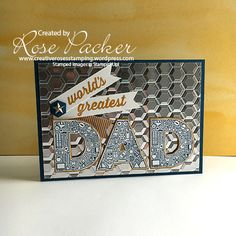 Rose Packer, Creative Roses, Stampin' Up! Urban District