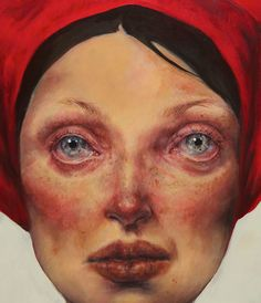 Untitled, 2012 by Afarin Sajedi, born 1979 in Shiraz, Iran. http://www.afarinsajedi.com