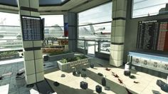 Many of you probably have fond memories of tubing in the hallways of Terminal back in Modern Warfare 2, or maybe racking up kills while camping in the many corners and hide-outs that the level contains. Well we have good news for you, Modern Warfare 3 is going to be getting Terminal for free.