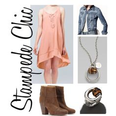 stampede chic by styleista-bh, via Polyvore Chic, Polyvore, Image, Style, Fashion, Shabby Chic, Swag, Moda, Elegant