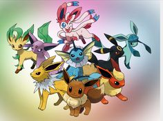 Me and my EEVEE OBSESSION