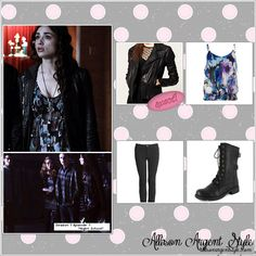 "Allison Argent Style » Season 1 Episode 7 ""Night School"""