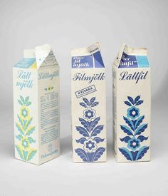 Swede dreams are made of this. Food Branding, Food Packaging Design, Packaging Design Inspiration, Branding Design, Milk Packaging, Vintage Packaging, Beauty Packaging, Print Packaging, Retro Graphic Design