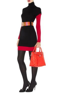Karen Millen Roll Neck Colourblock Black And Red Kn092 Sale When you find what you want here, please place your order directly, we promise you that we will process your order as soon as possible. If you encounter any problems during your shopping, please feel free to contact us through email or live chat, our customer service are here to help you with any problem.