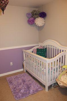 Lavender Gray Nursery