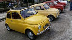 Fiat500-dag in Veghel