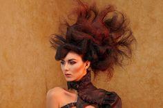 Hair Couture by Sean Armenta, via Flickr  #beauty #makeup #hair