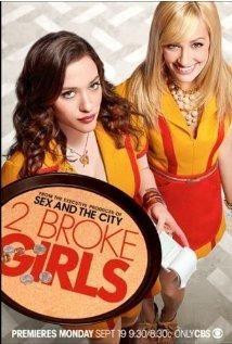 I'm learning all about 2 Broke Girls at @Influenster! @2BrokeGirls_CBS