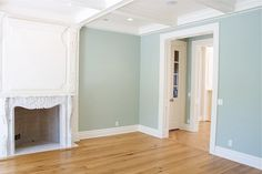 Paint - palladium blue Love this color; Palladian Blue, French Style Homes, Interior Decorating, Interior Design, Decorating Ideas, Paint Colors For Home, House Colors, Bedroom Colors, Blue Bedroom