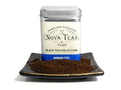 Assam CTC Black Tea  Loose Leaf Tea  Assam Tea by NovaTeas on Etsy