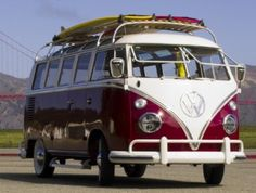 A New Old Bus: Updated Volkswagen 1964 Microbus with the latest cutting edge technology