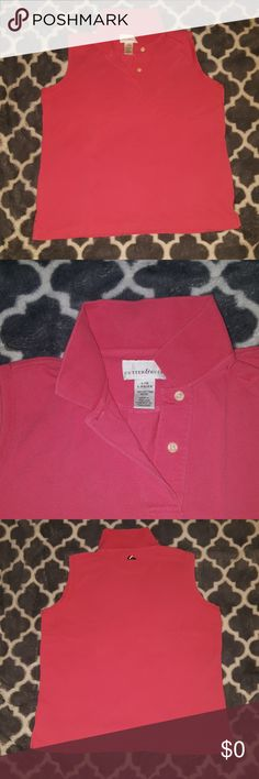 Cutter and Buck Women's Polo - L Womens short sleeve pink polo shirt.  Golf shirt barely worn if even. Size L  All items will be washed prior to shipping, ask away珞珞    ^^Same or next day shipping on everything!!!^^  ----------Make an offer---------- undefined Tops Tees - Short Sleeve