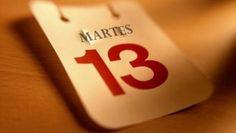 TRISCADECAFOBIA: EL MIEDO AL NUMERO 13   Todo mundo ha tenido a algún amigo o conocido que le teme al numero 13, esto es una condición pr...