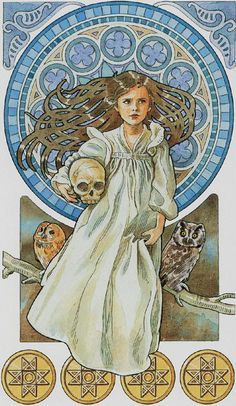 Four of Pentacles -