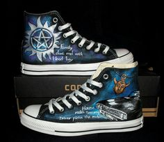 supernatural shoes