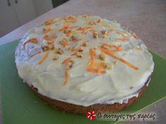 Πανεύκολο φρόστινγκ (frosting) για κέικ