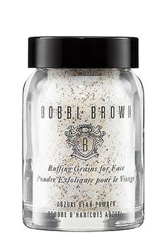 Sephora: Bobbi Brown : Buffing Grains For Face : exfoliating-scrub-exfoliator Exfoliating Face Scrub, Exfoliate Face, Exfoliating Products, Face Cleanser, Bobbi Brown, Marie Claire, Face Scrub Brush, Face Scrub Homemade, Visual Identity