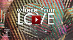 Chris Tomlin - At The Cross (Love Ran Red)<br />Official Lyric and Chord Video<br />Live From Passion