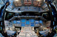 Endeavour Cockpit