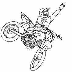 Fine Coloriage Moto Cross A Imprimer that you must know, Youre in good company if you?re looking for Coloriage Moto Cross A Imprimer Cars Coloring Pages, Coloring For Kids, Coloring Books, Free Coloring, Helmet Drawing, Bike Drawing, Drawing Drawing, Dirt Bike Helmets, Freestyle Motocross