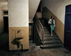 Jeff Wall - again, colour and tonality is great in creating mood