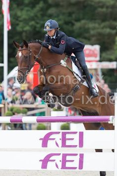 LUISA PALLI & LALIA DELLA NAVE were 30th at the European Eventing Championships! Both of them are italian and were really really good in cross country. Luisa is a member of the italian aviation and she is protected by KEP Italia!