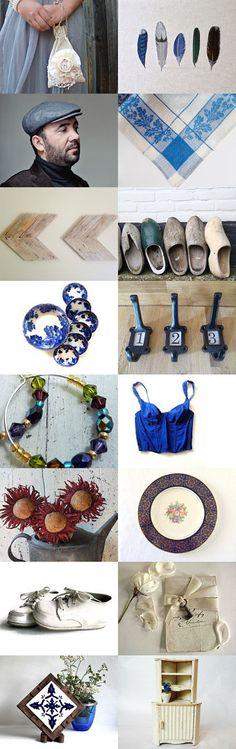 Blue Tuesday by ctzekakis on Etsy--Pinned with TreasuryPin.com