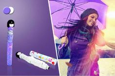 instead of (from Personal Choice) for a wind-resistant umbrella - choose from four colours and save Brollies, Things To Buy, Stuff To Buy, Kimono, Lifestyle, Places, Hair, Beauty, Whoville Hair