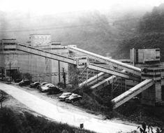 United States Steel, Gary, West Virginia, Coal Tipple, July 1948.