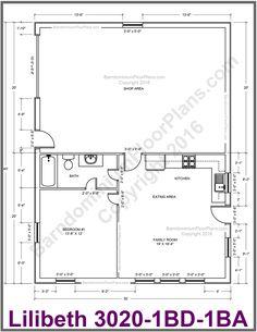 24 Best Barndominium Floor Plans Images Building A House