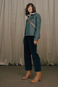 See the complete A.P.C. Fall 2016 Ready-to-Wear collection.