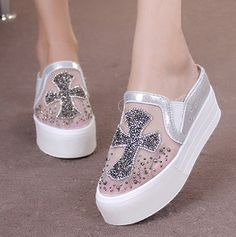 Heightening fashion ladies shoes SS05061SH