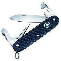 #Couteau suisse #Victorinox #Pioneer Alox Bleu Edition Limitée