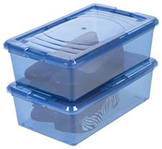 6 Qt. Shoe Storage Box