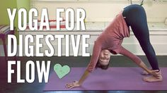 Yoga For Digestion Flow