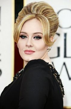 We Love Big Hair and Apparently so does Adele